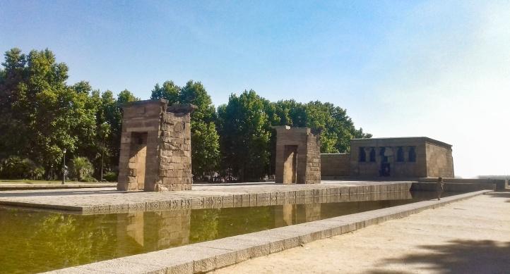 Tempio di Debon Madrid