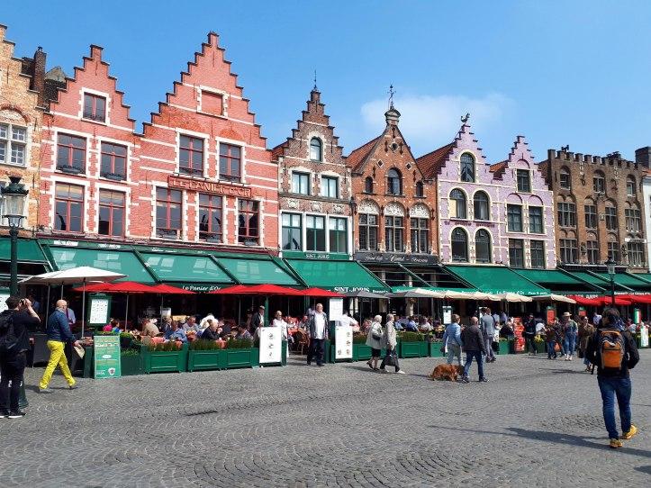 Bruges centro storico