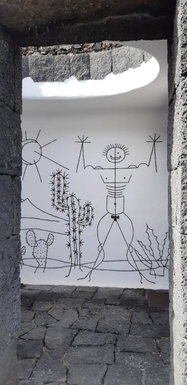 Lanzarote-Jardin-de-Cactus-Bagni-uomini