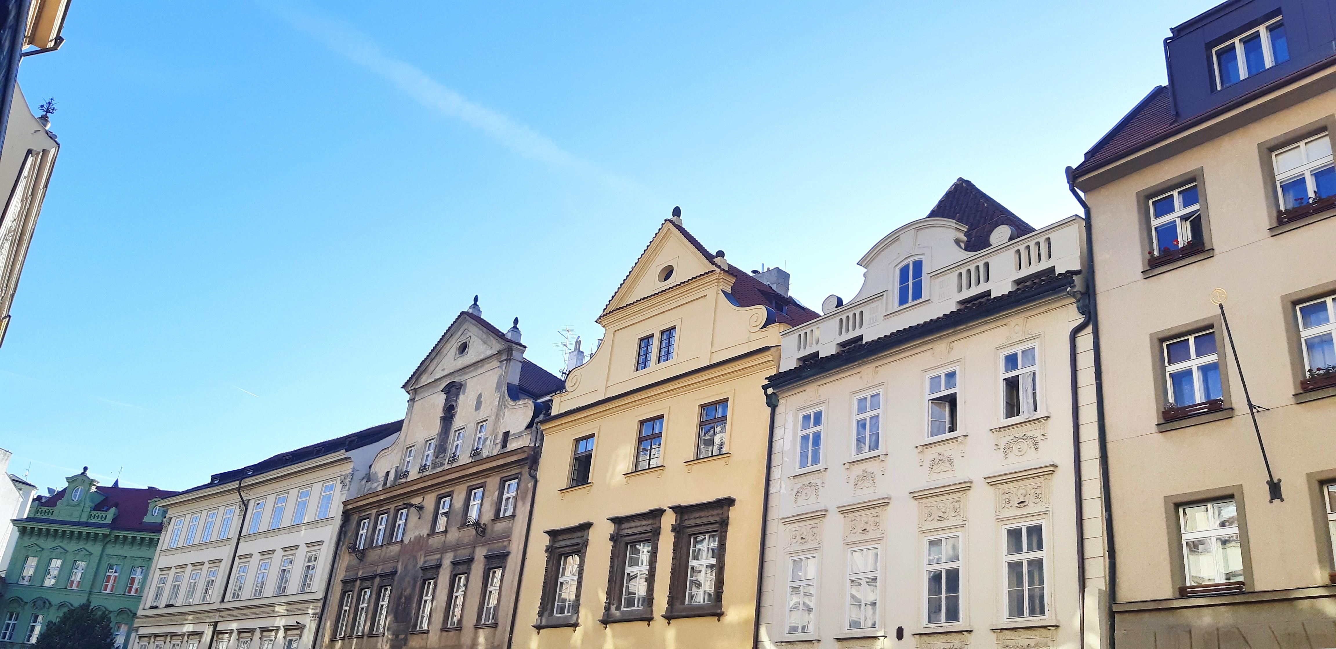 Praga architettura
