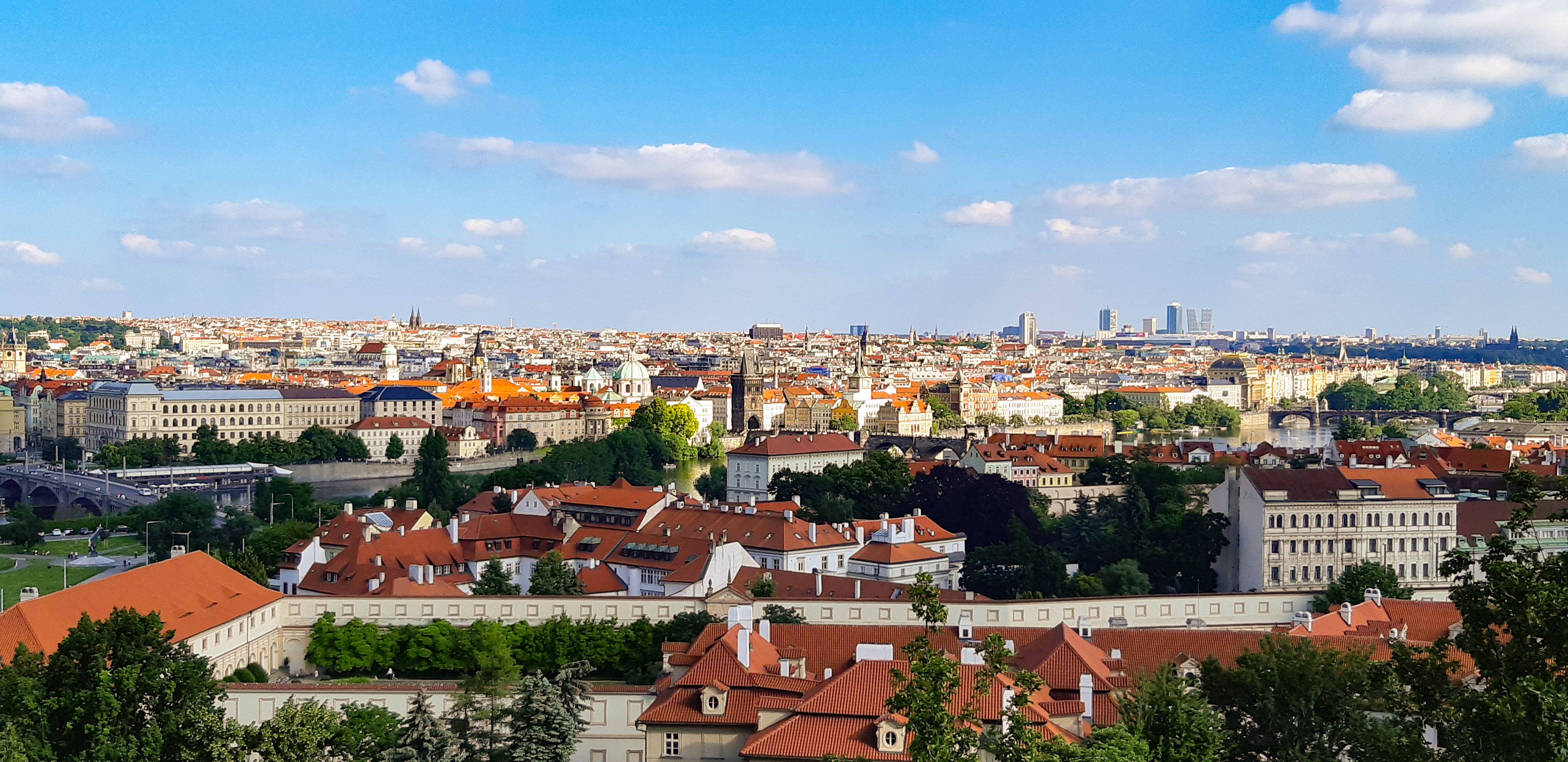 Skyline Praga