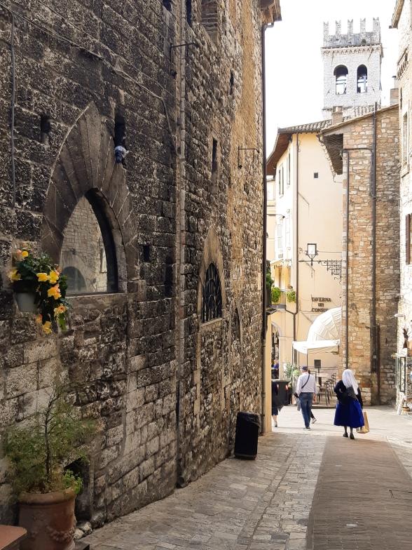Assisi città San Francesco Umbria-26