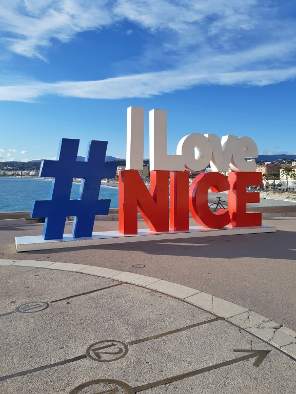 I love Nizza