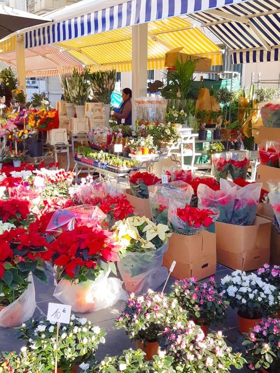 Nizza mercato dei fiori