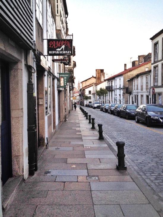 Cammino Francese Santiago de Compostela