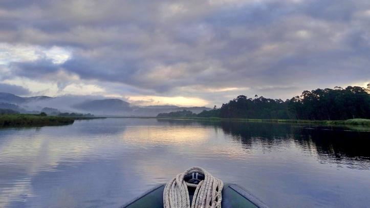Cammino portoghese Porto Santiago - la variante espiritual in barca