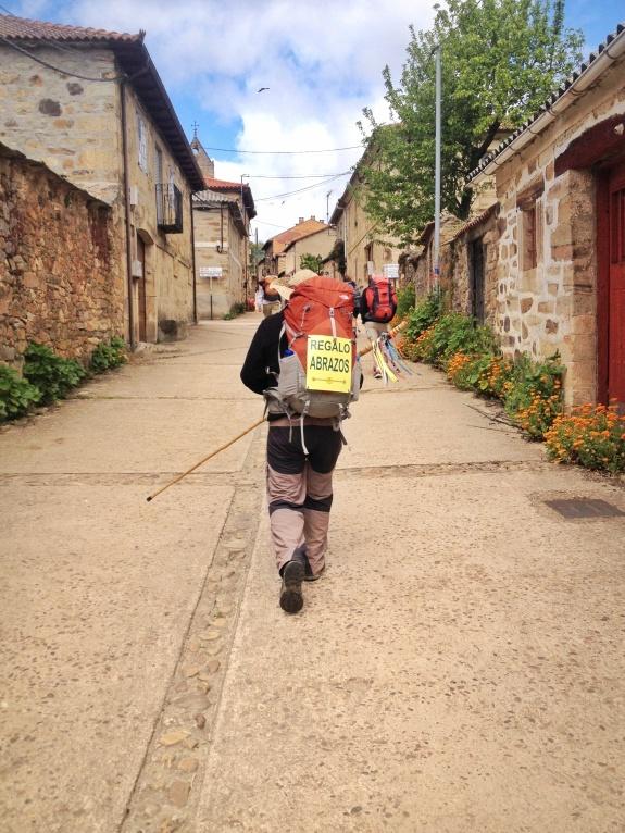 Rabanal del Camino Cammino Francese Leon Santiago