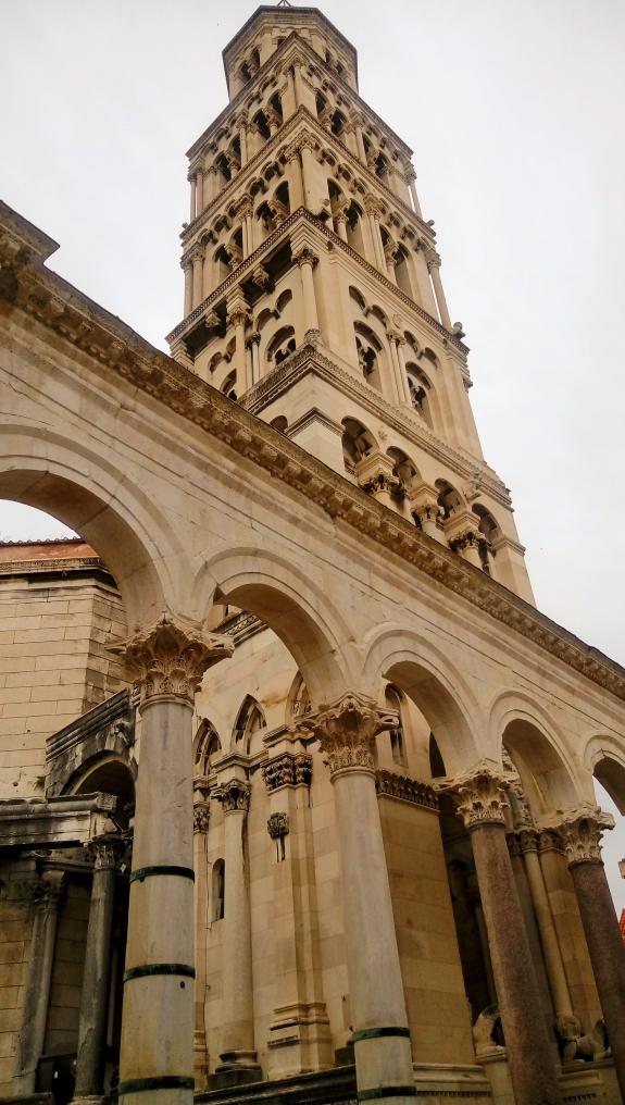 Antica torre Campanaria Spalato