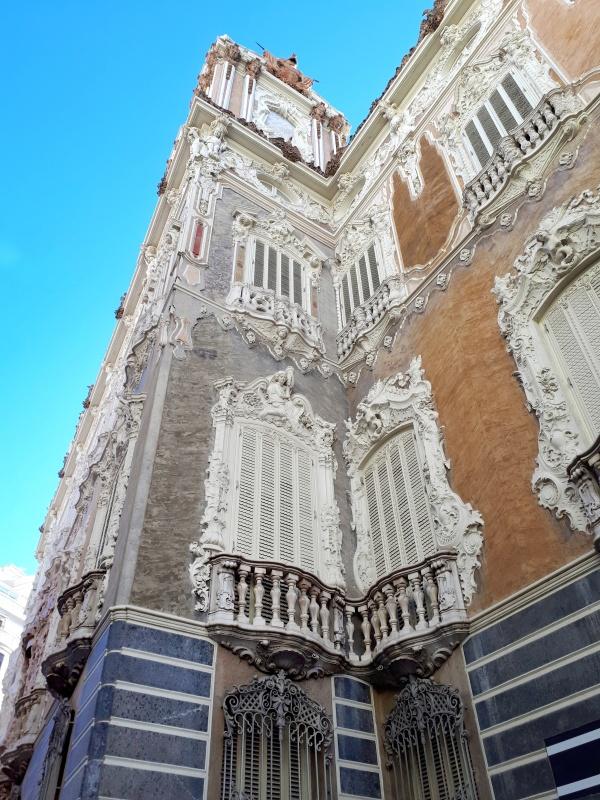 Palacio del Marqués de Dos Aguas - Valencia -2