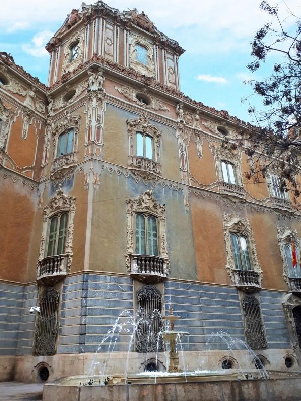 Palacio del Marqués de Dos Aguas - Valencia -5