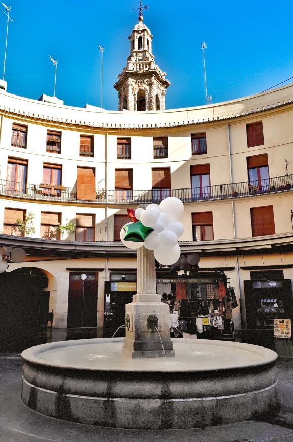 Plaza Redonda- Valencia -7