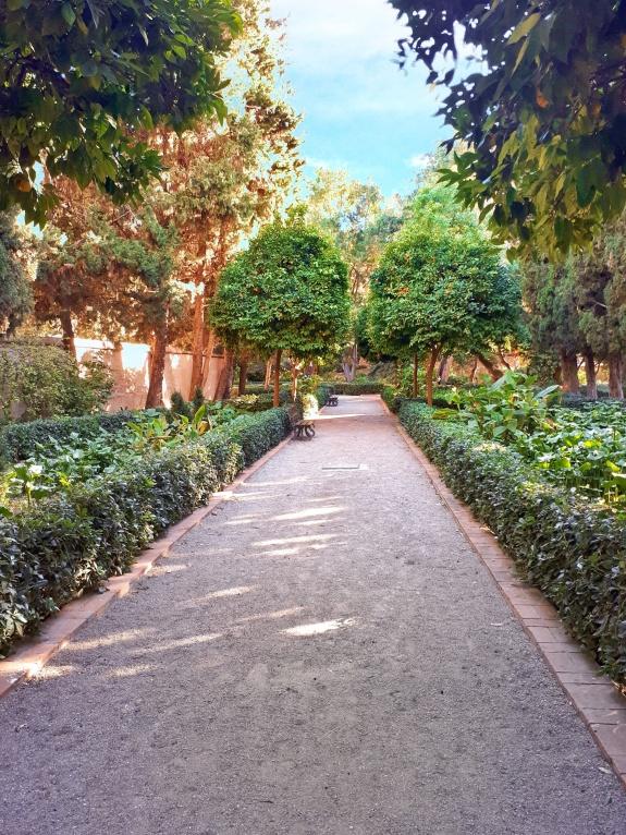 Viale Giardino di Monforte