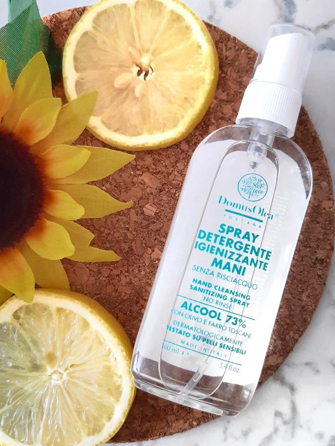 Domus Olea Toscana - Spray detergente igienizzante mani - 5