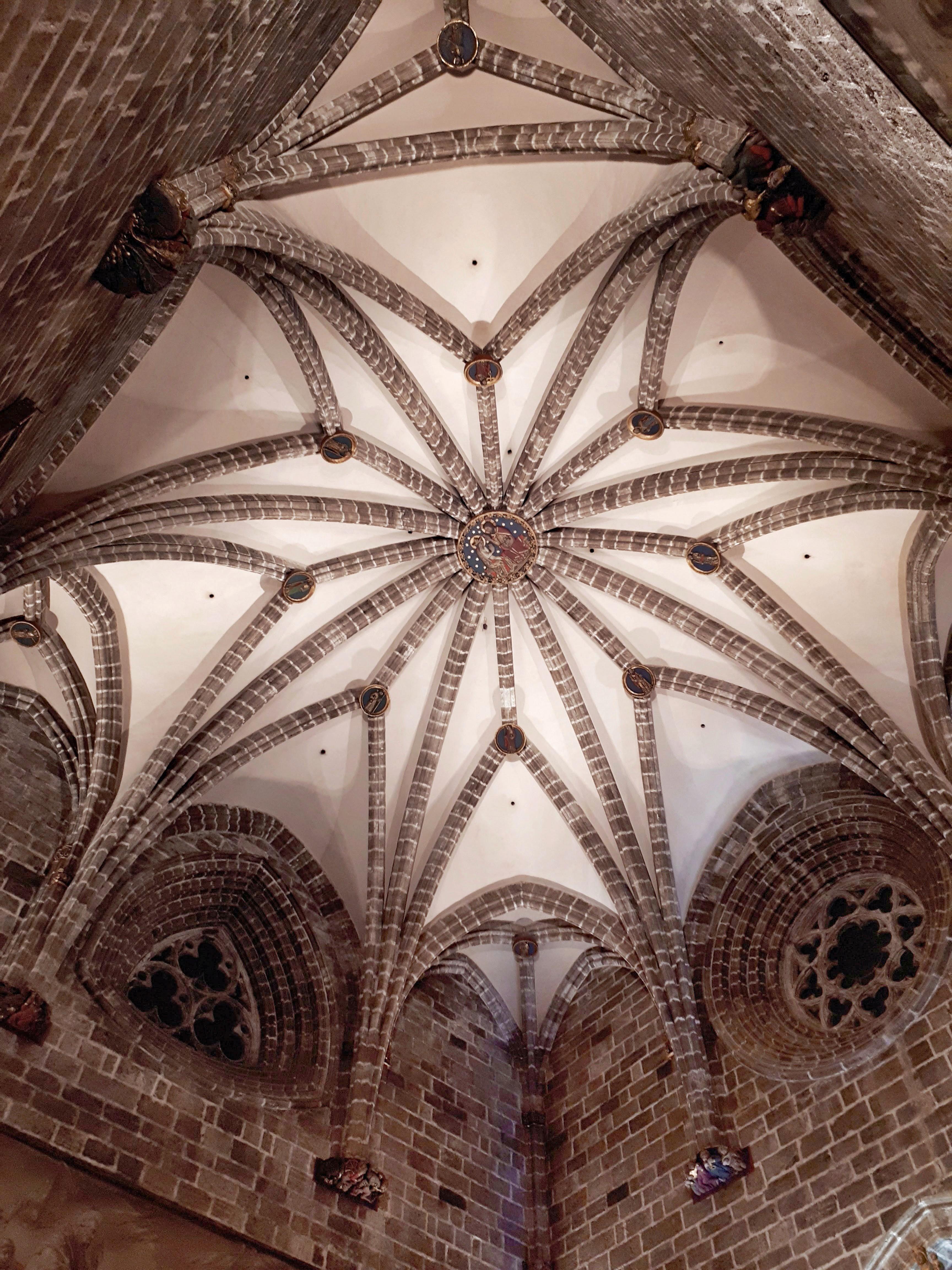 Valencia - cappella del Santo Graal - 3