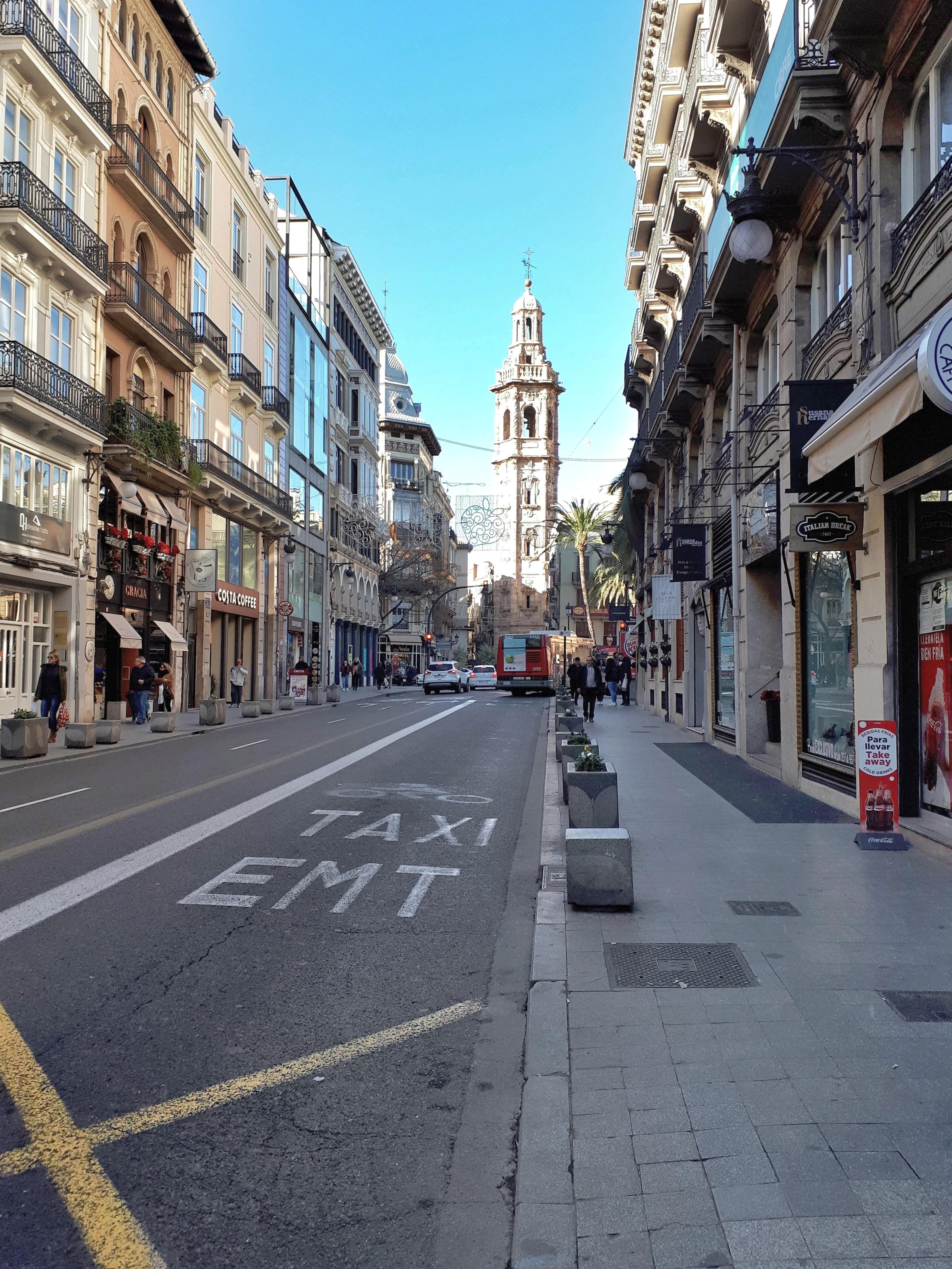 Valencia - centro storico - 3