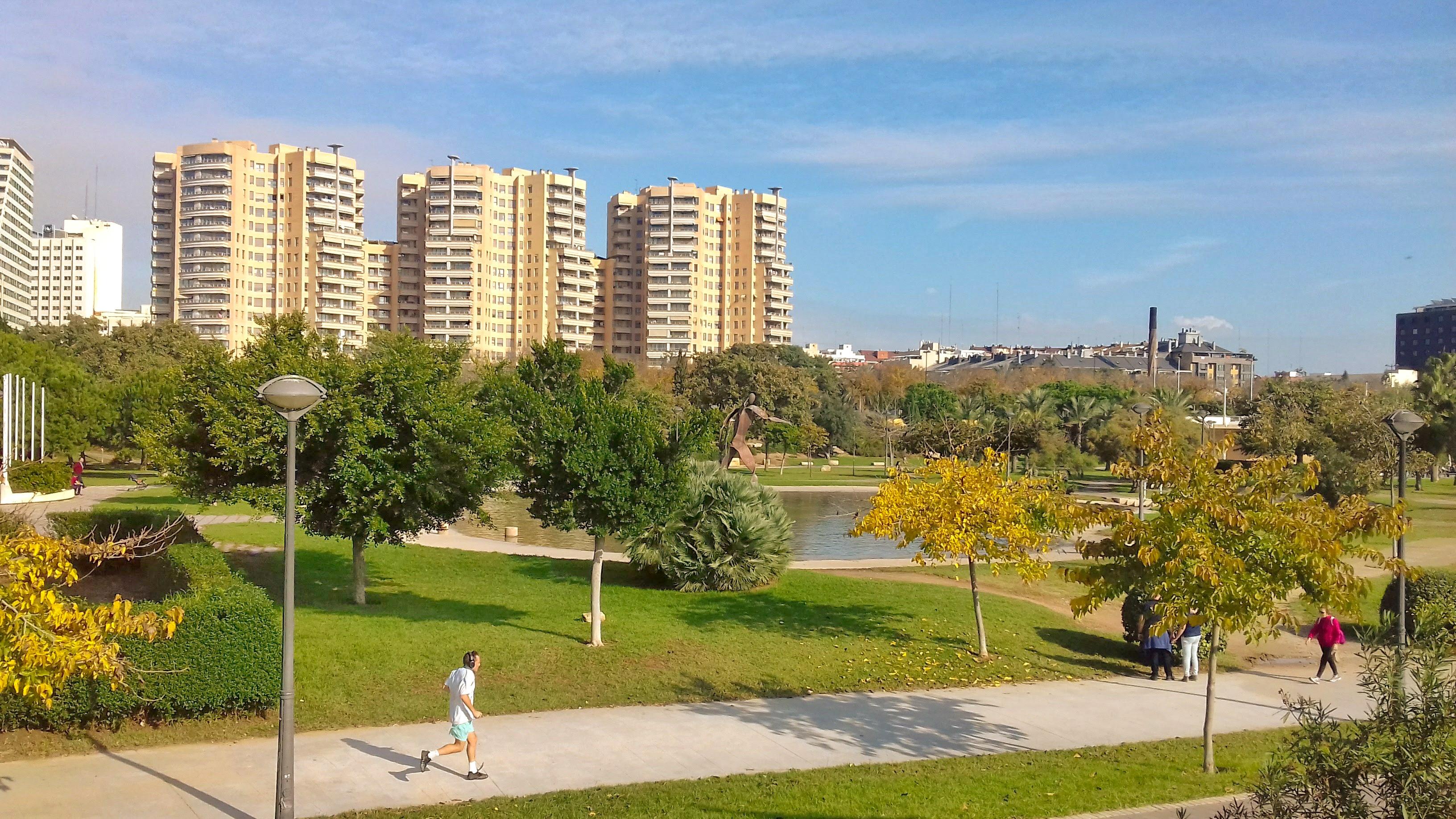Valencia - Giardini del Turia - 1