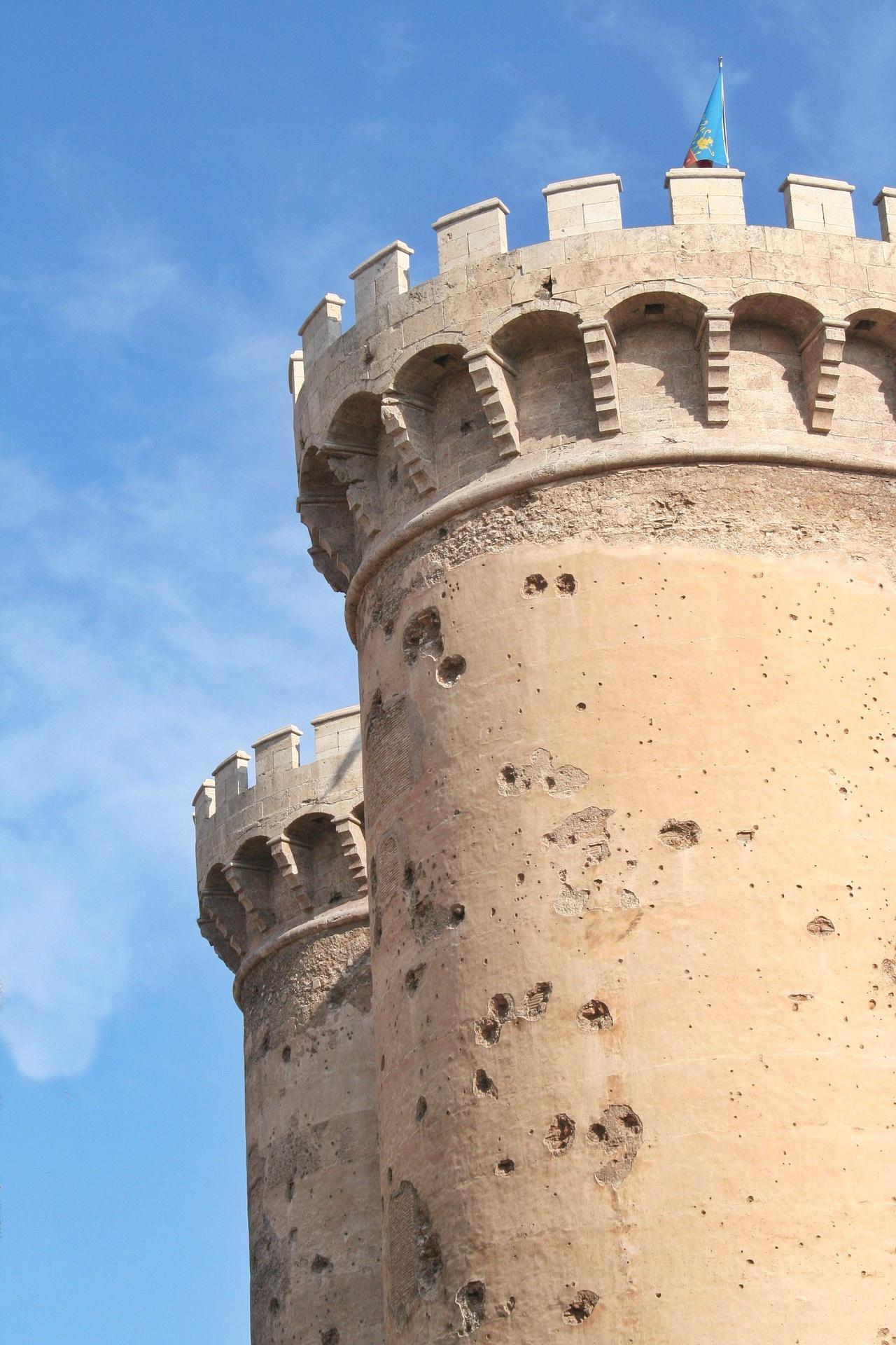 Valencia - Torre del Quart