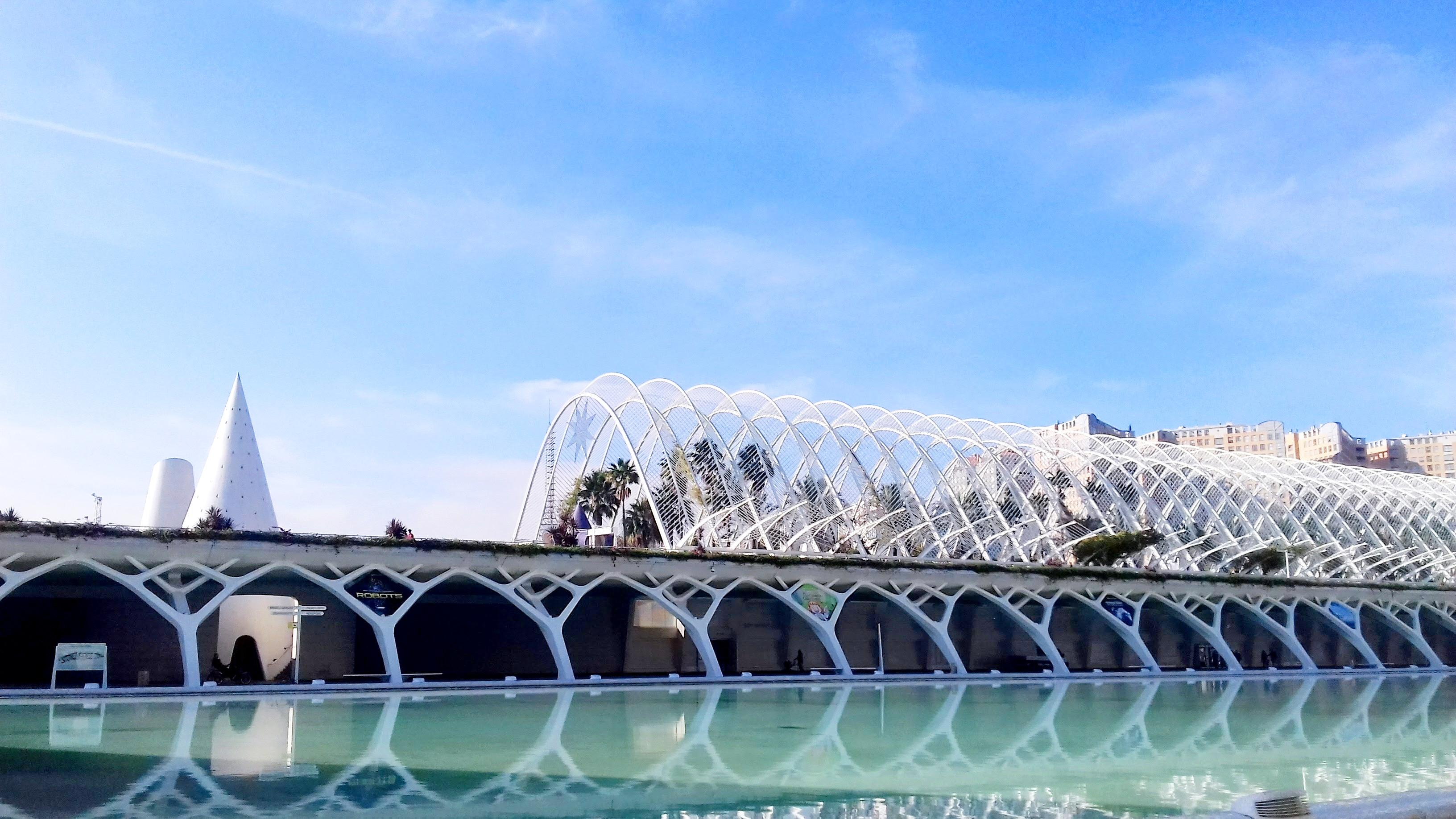 Valencia - Città delle Arti e delle Scienze - 14