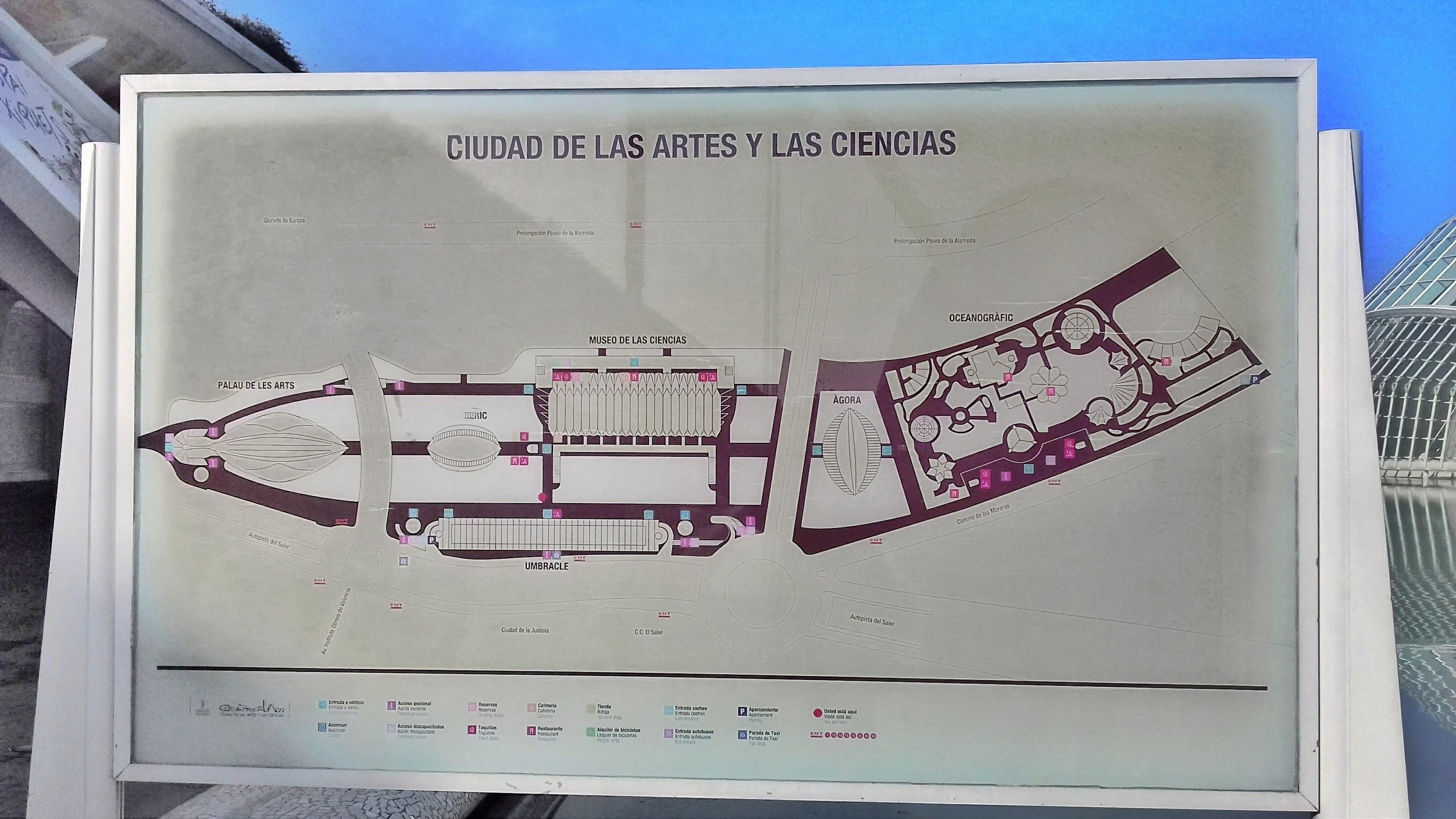 Valencia - Città delle Arti e delle Scienze - 2
