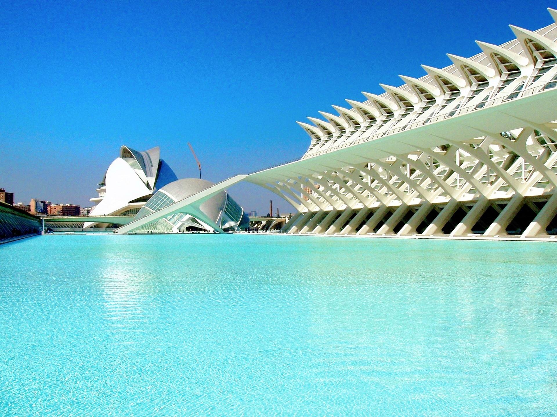 Valencia - Città delle Arti e delle Scienze - 23
