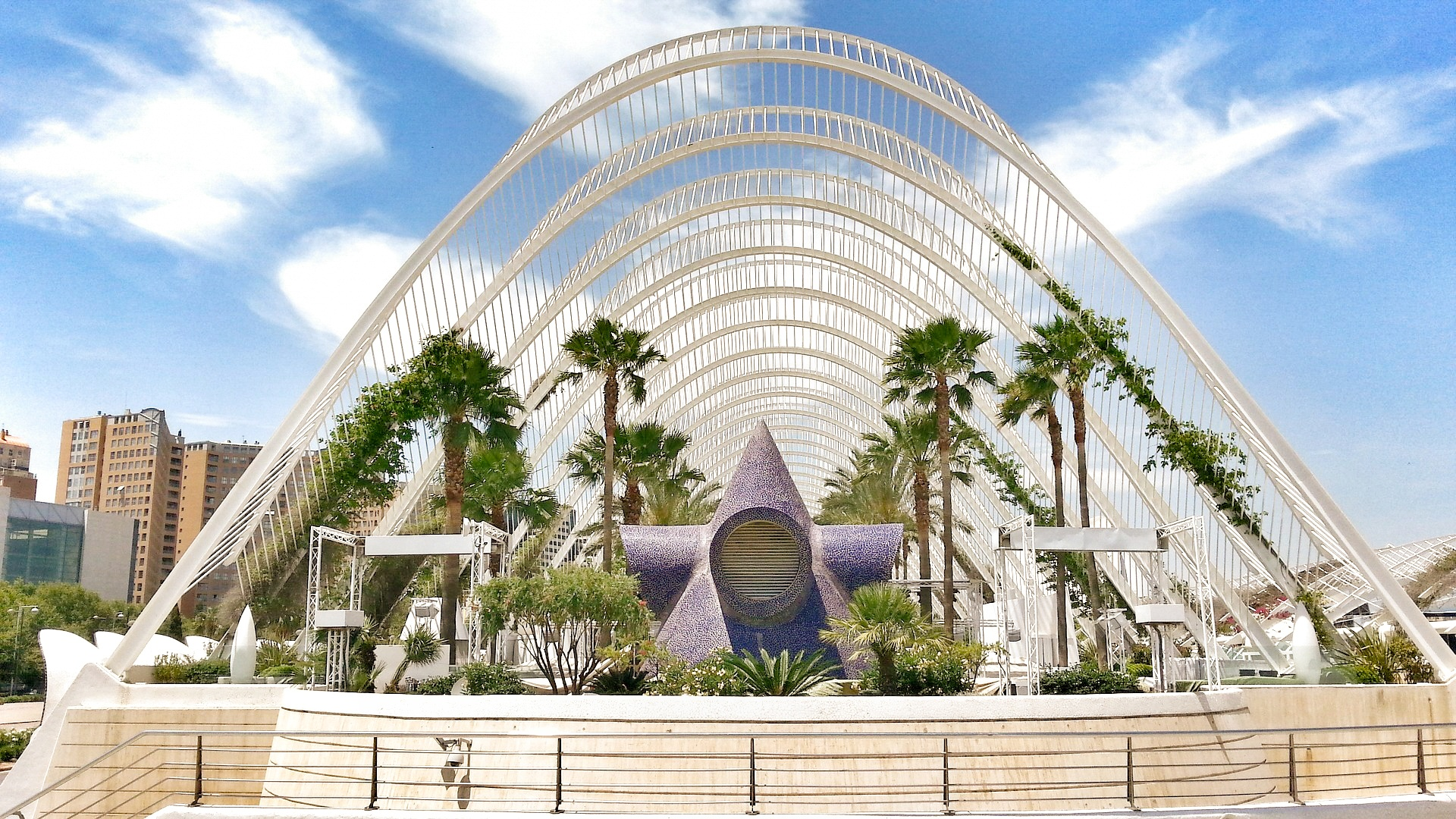 Valencia - Città delle Arti e delle Scienze - 36