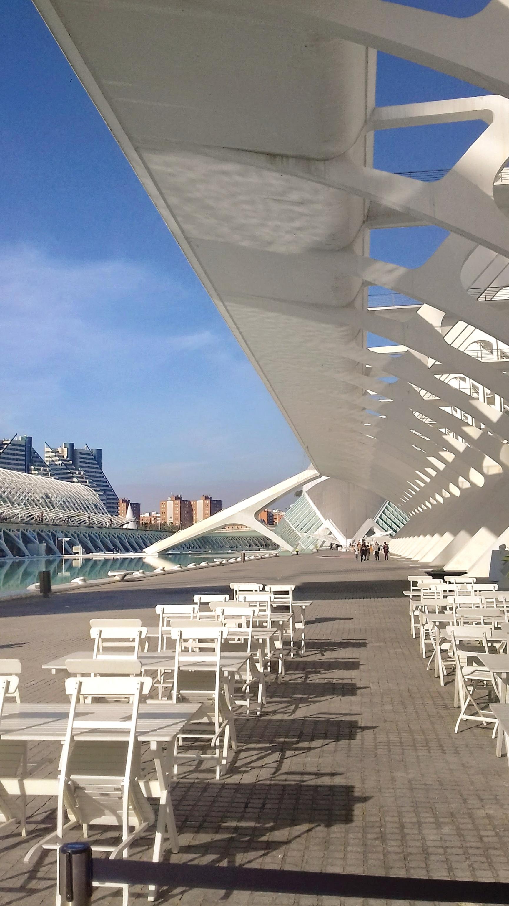 Valencia - Città delle Arti e delle Scienze - 37