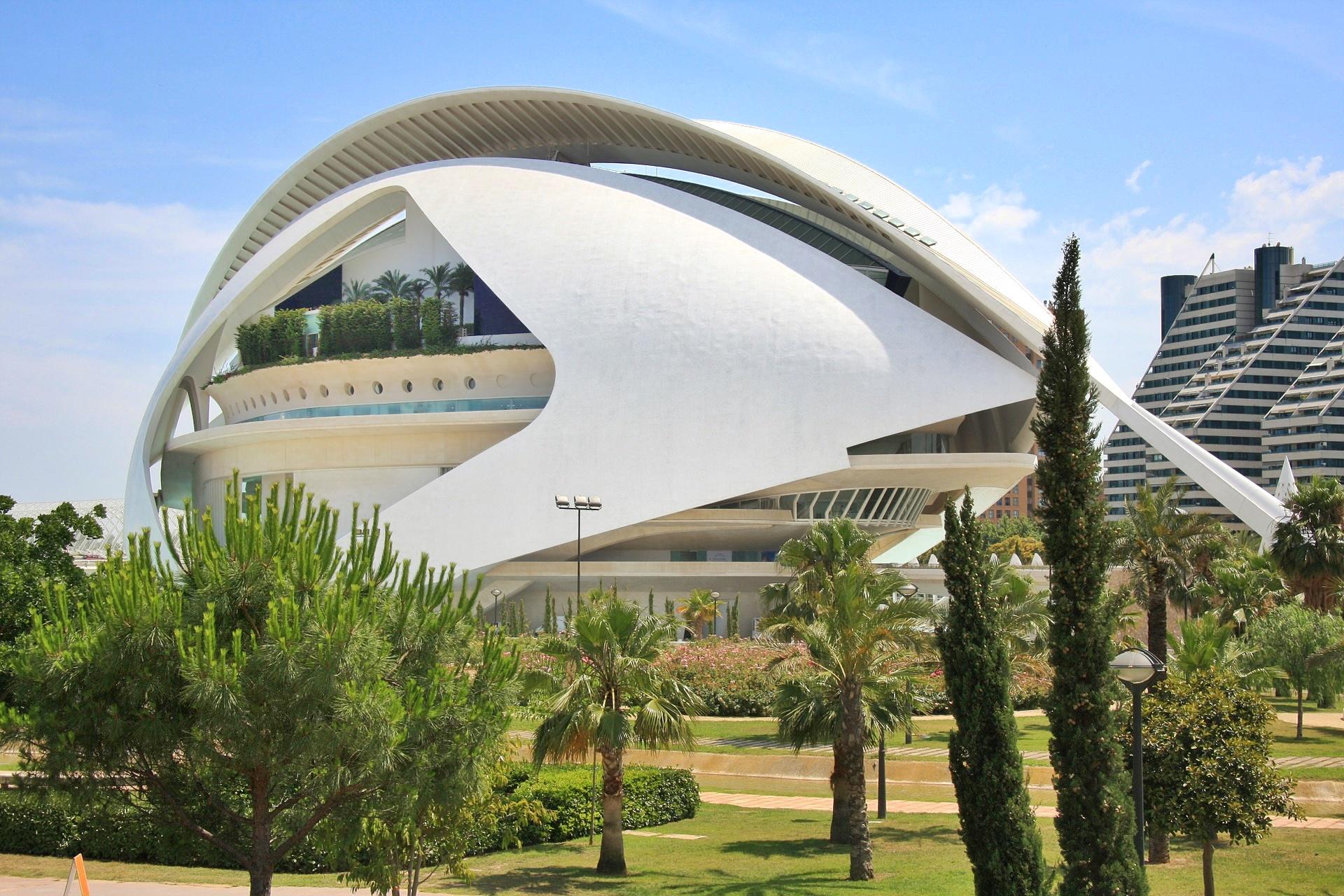 Valencia - Città delle Arti e delle Scienze - 4