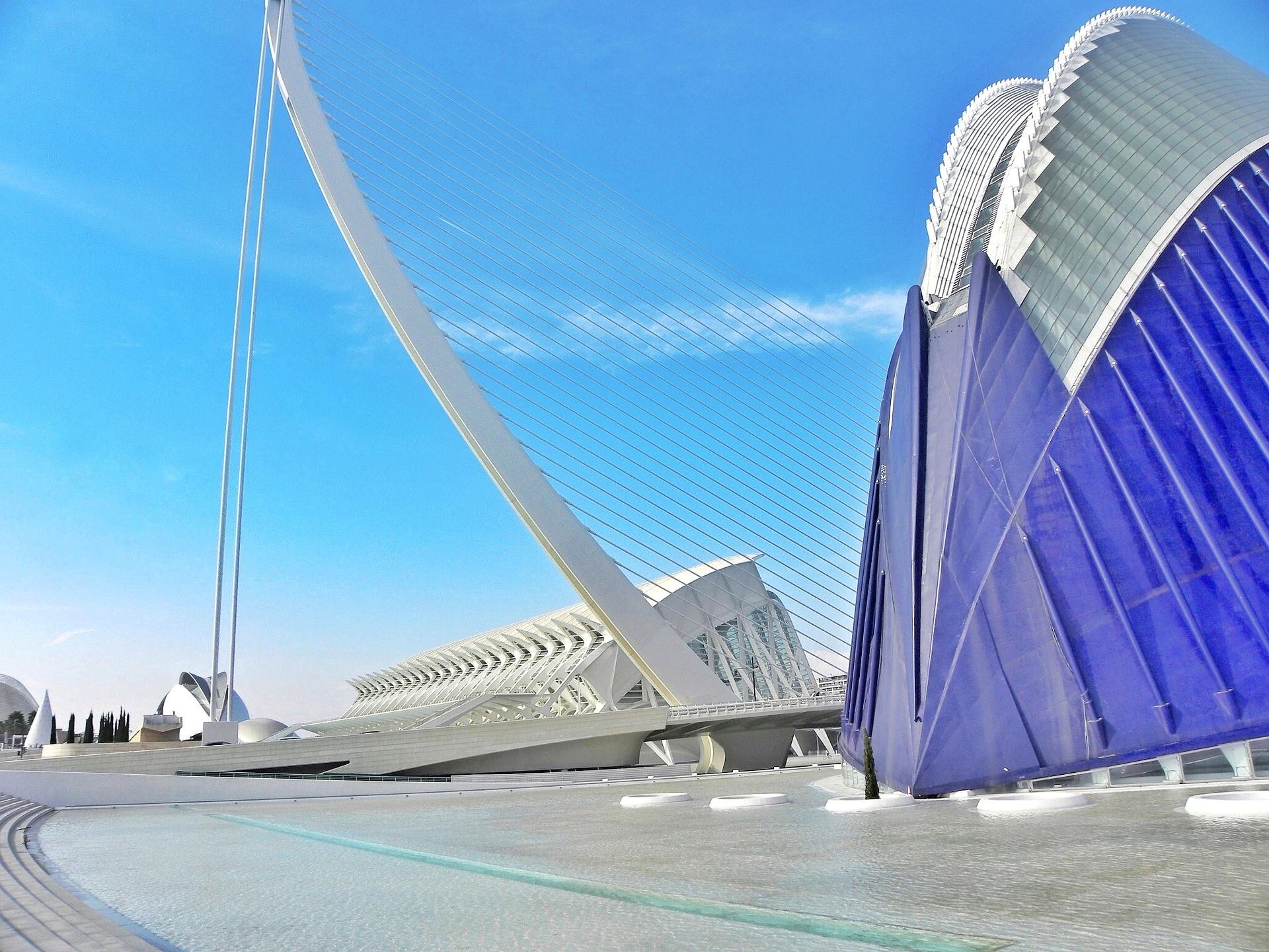 Valencia - Città delle Arti e delle Scienze - 43