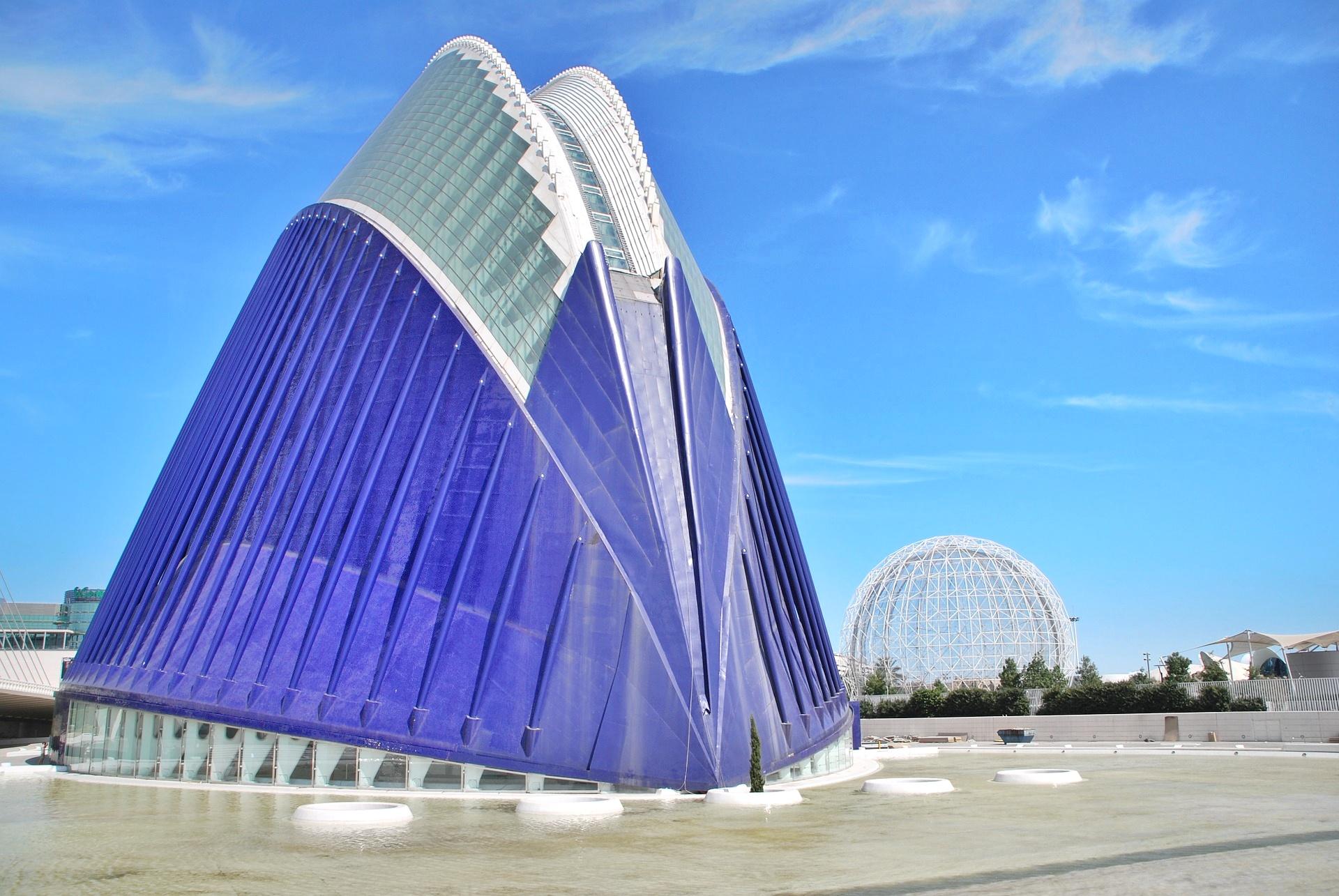 Valencia - Città delle Arti e delle Scienze - 5