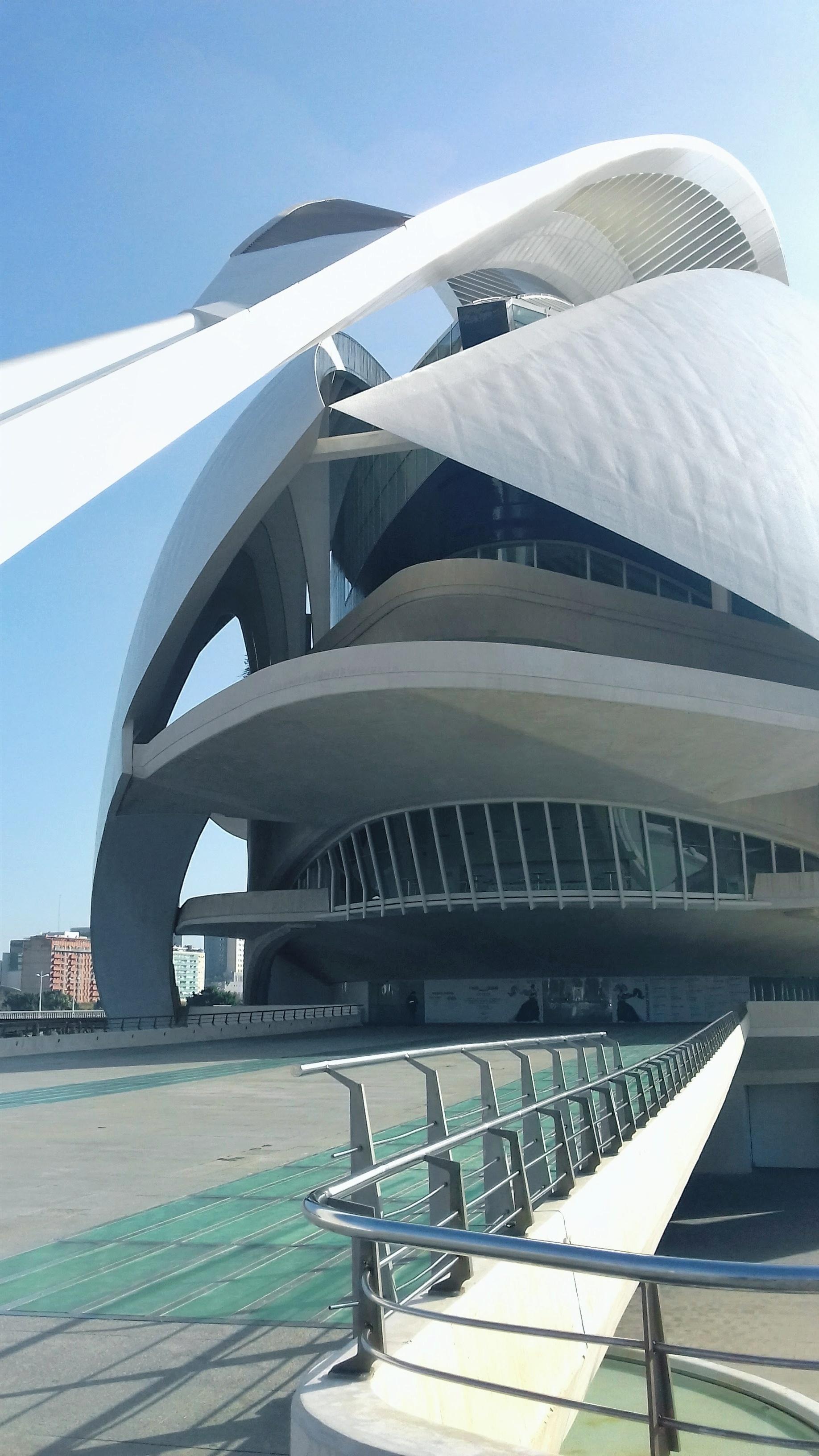 Valencia - Città delle Arti e delle Scienze - 7