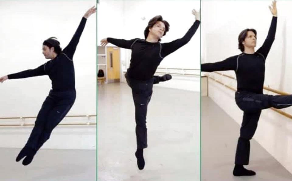 Ariel Lopez Padilla - ballerino - 1