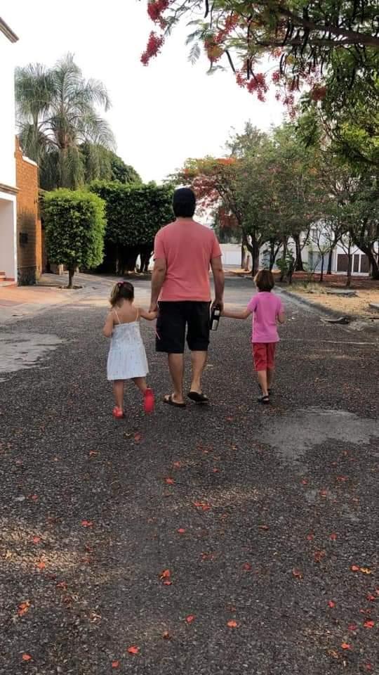 Ariel Lopez Padilla - figli