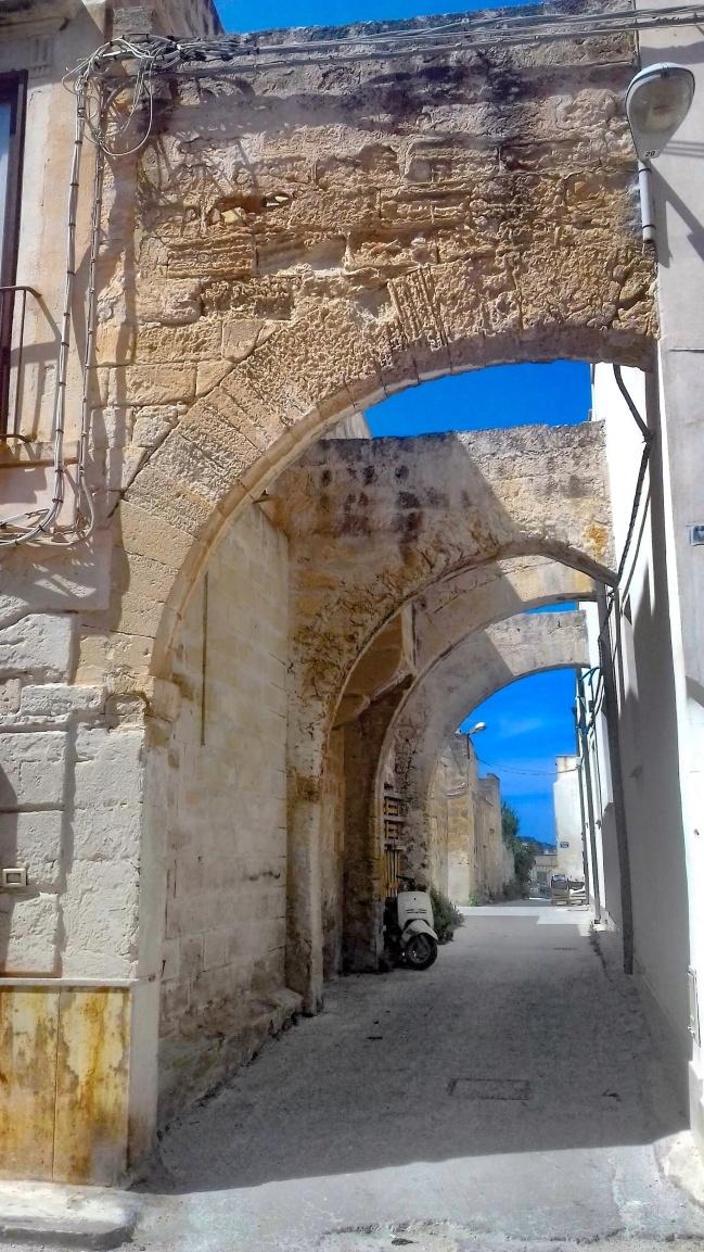 Centro storico Favignana