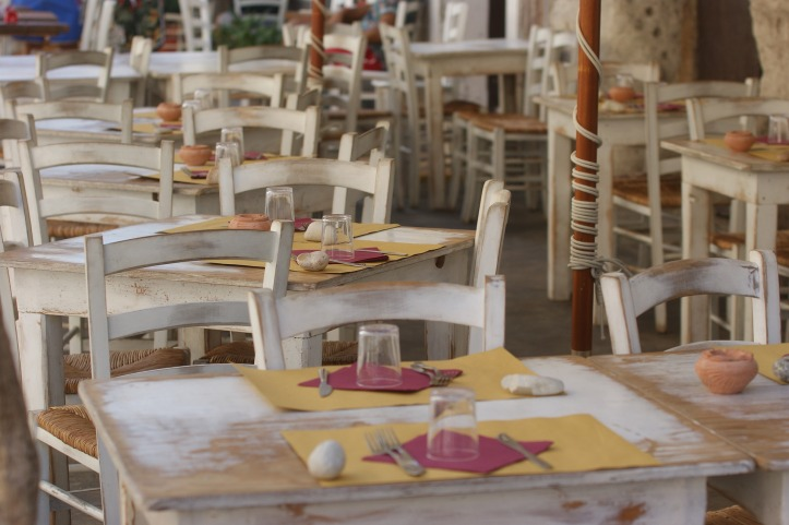 tavolini Favignana
