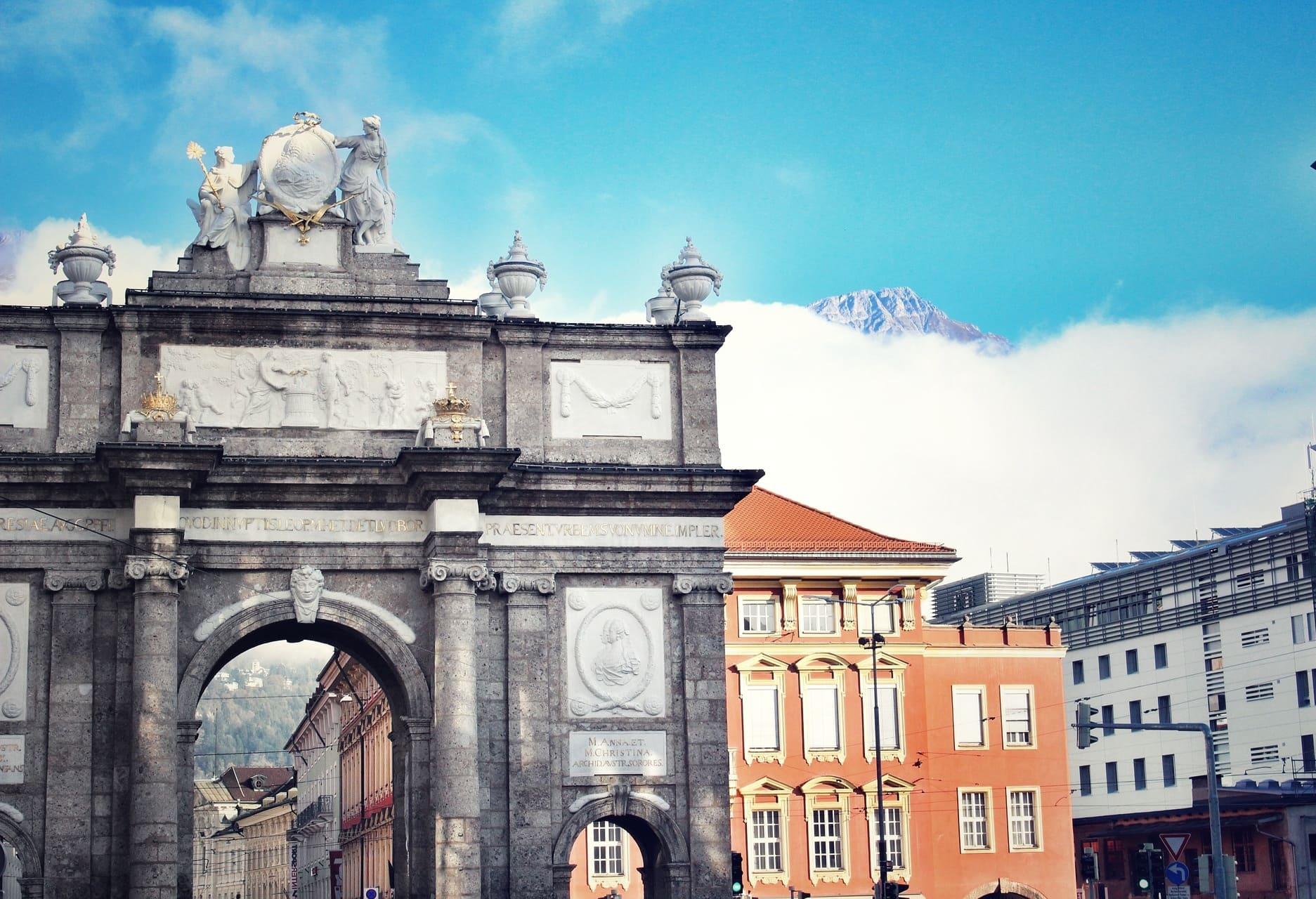 arco di Trionfo Innsbruck