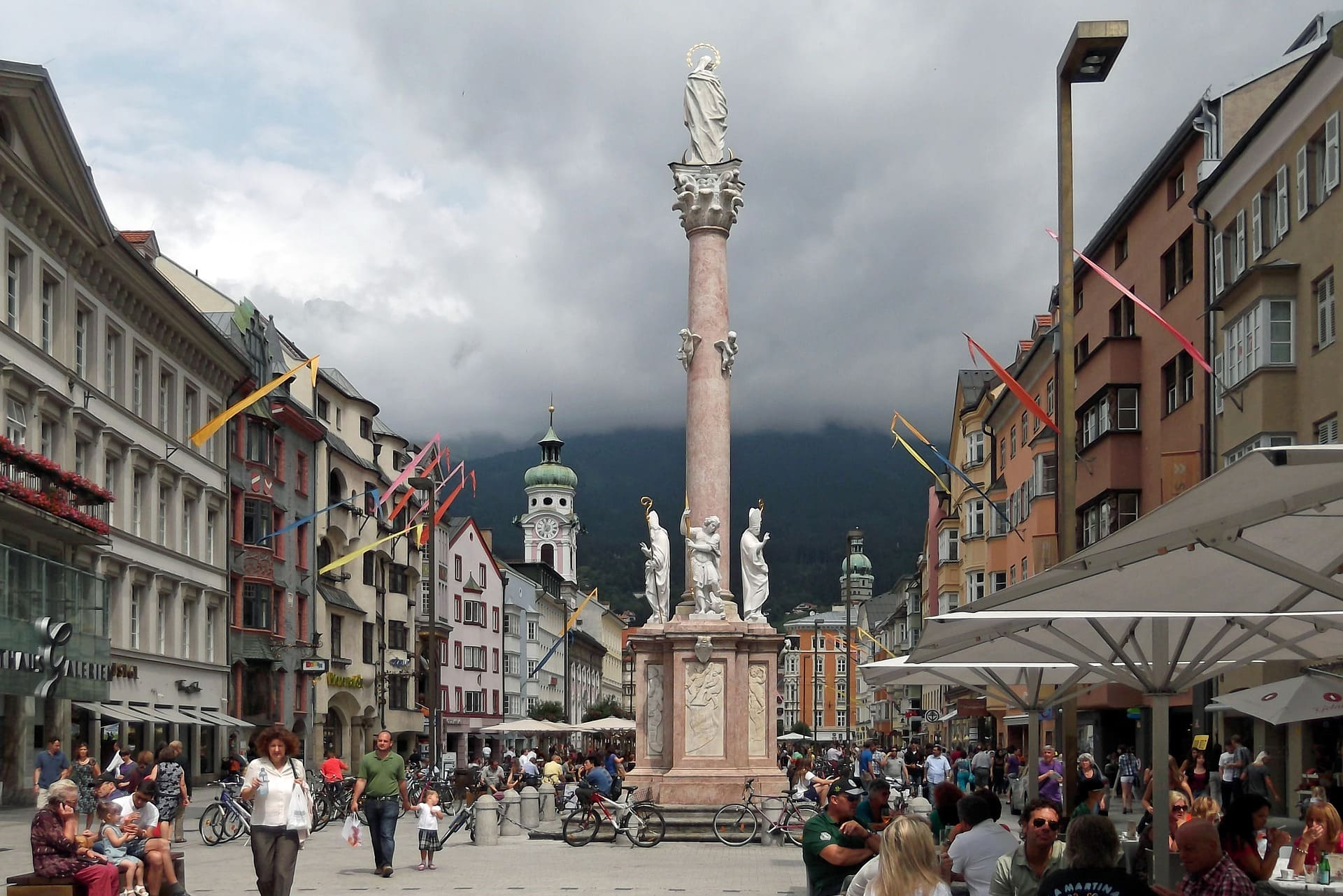 Centro storico Innsbruck