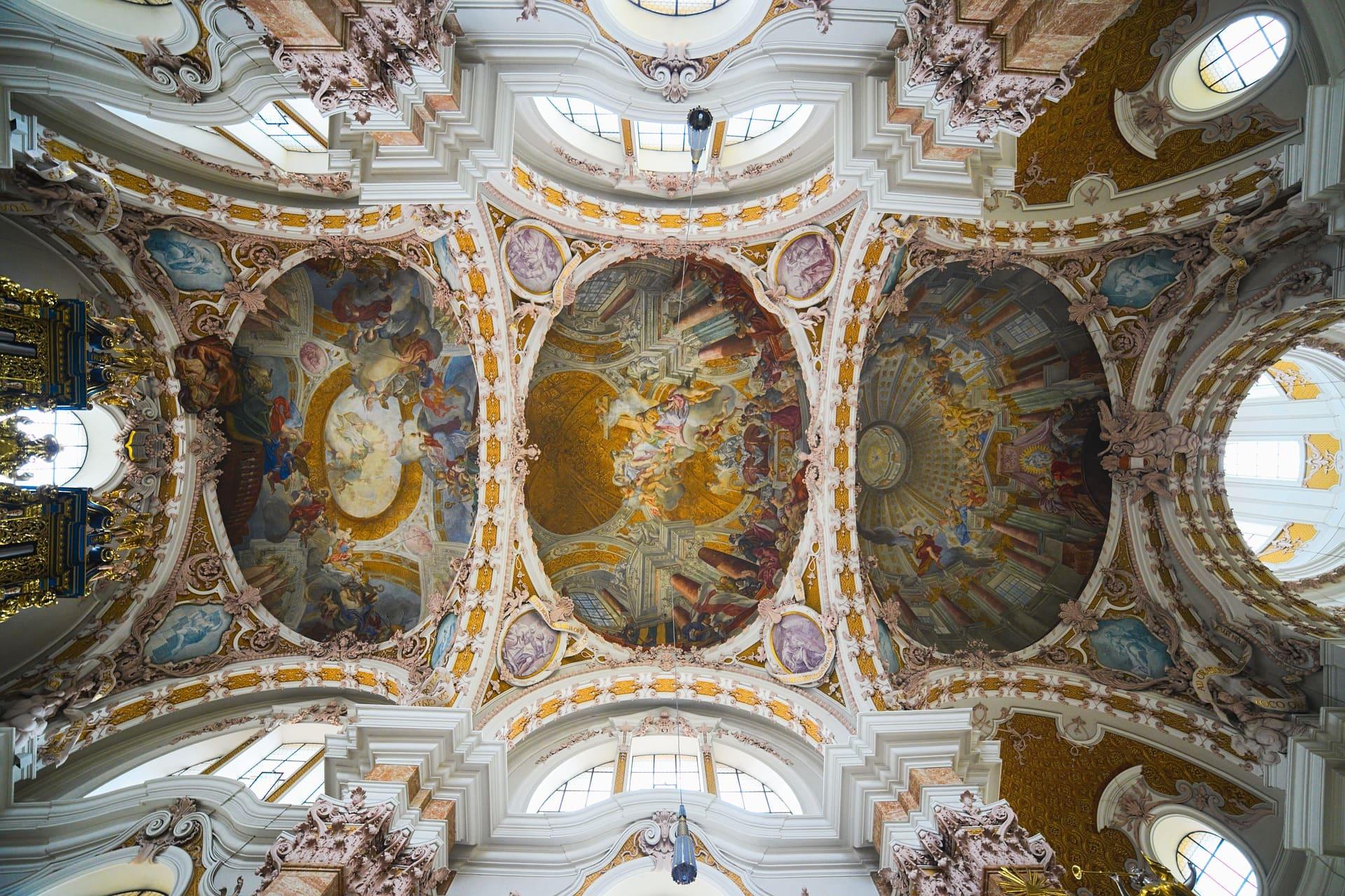 Duomo di San Giacomo Innsbruck