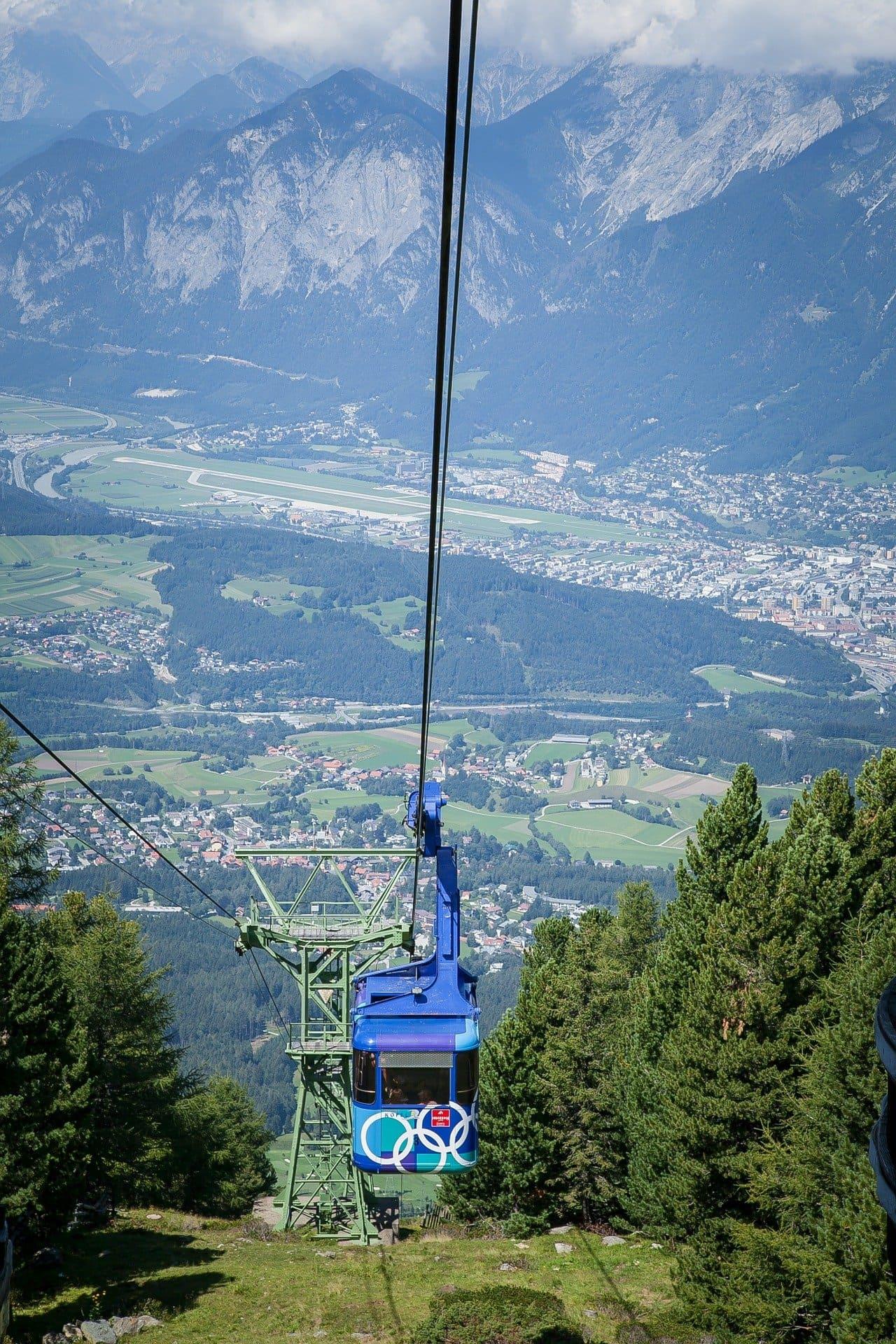 Funivia Innsbruck