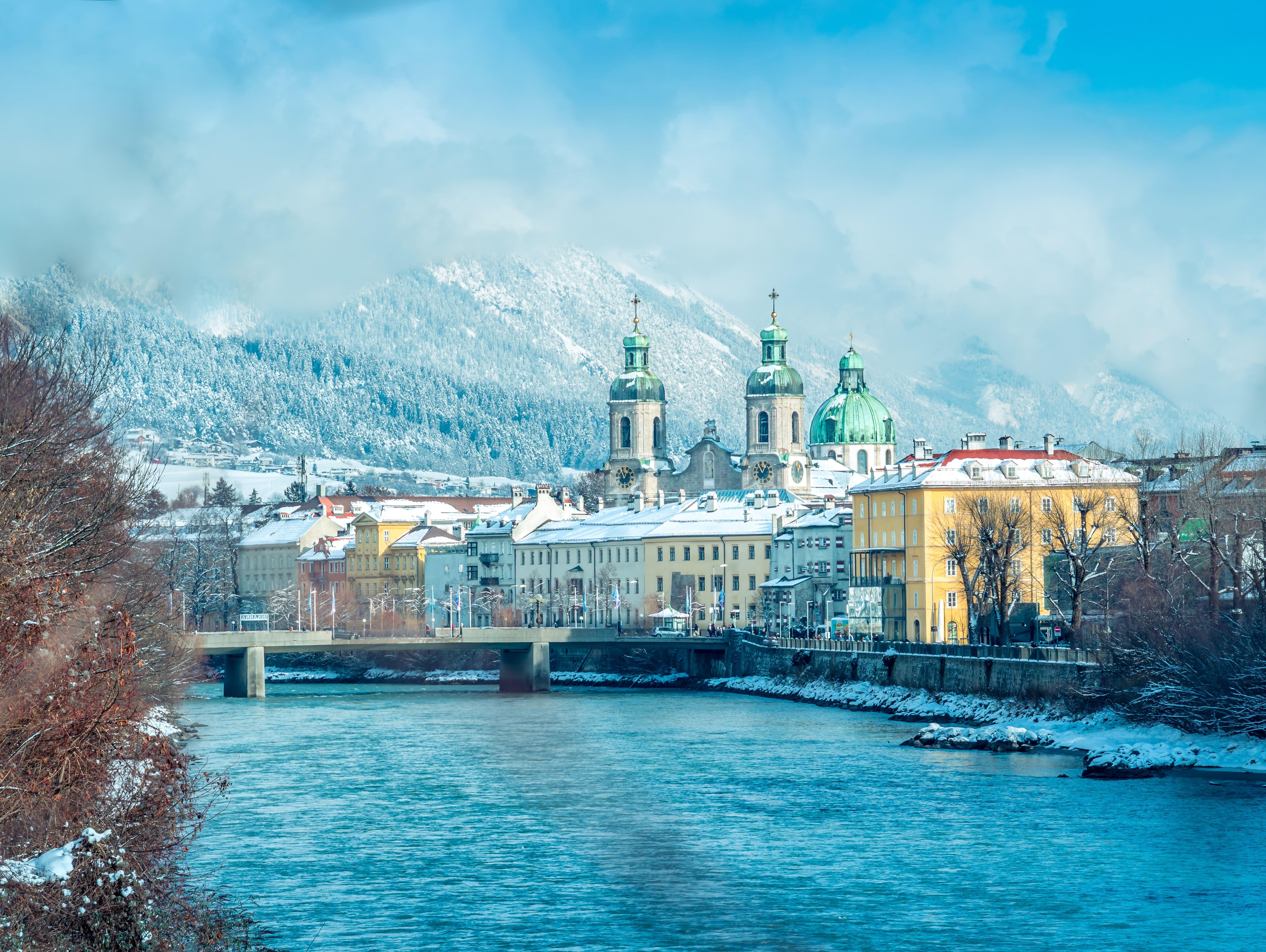 Innsbruck inverno