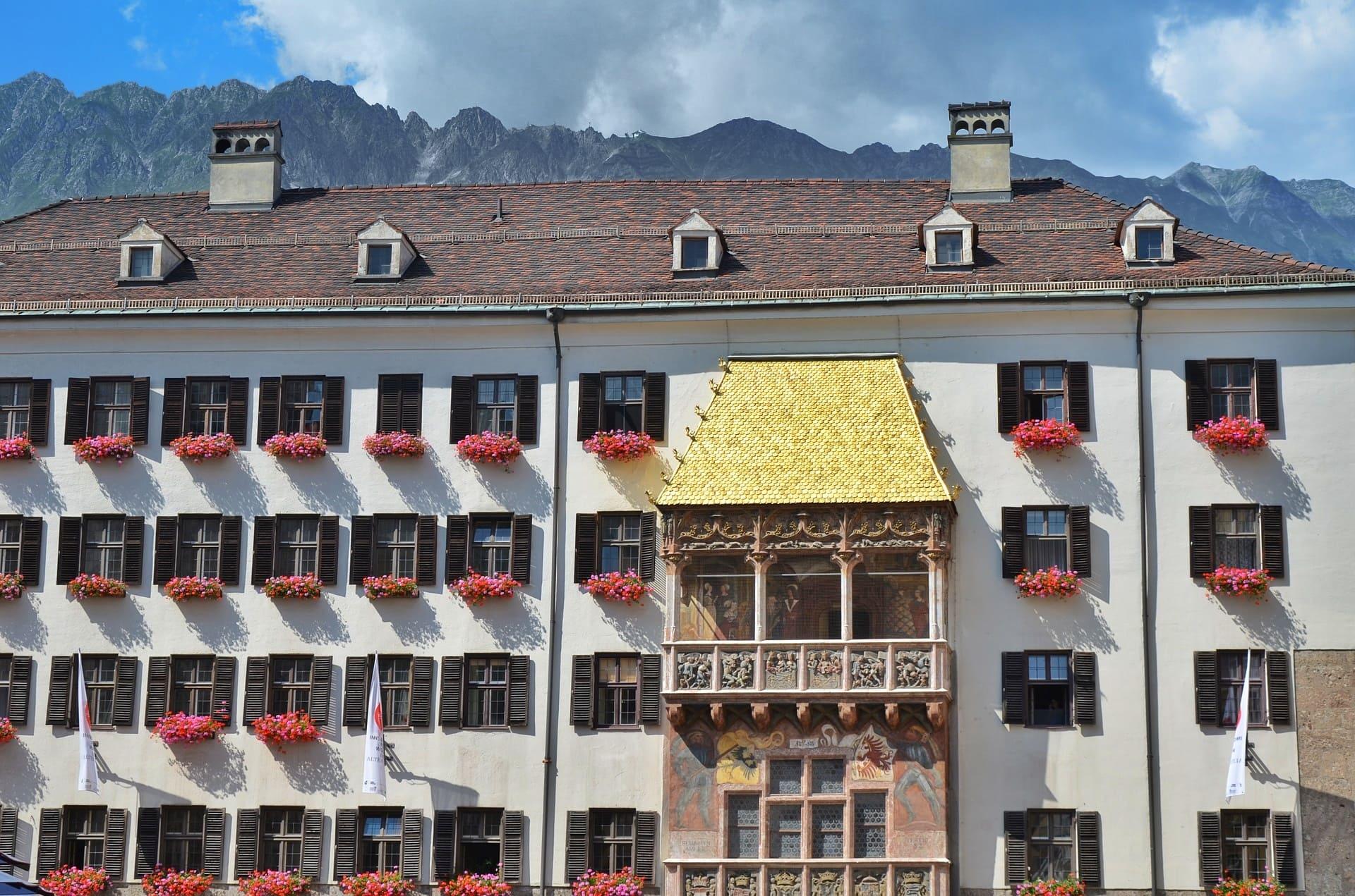 Tettuccio d'oro Innsbruck