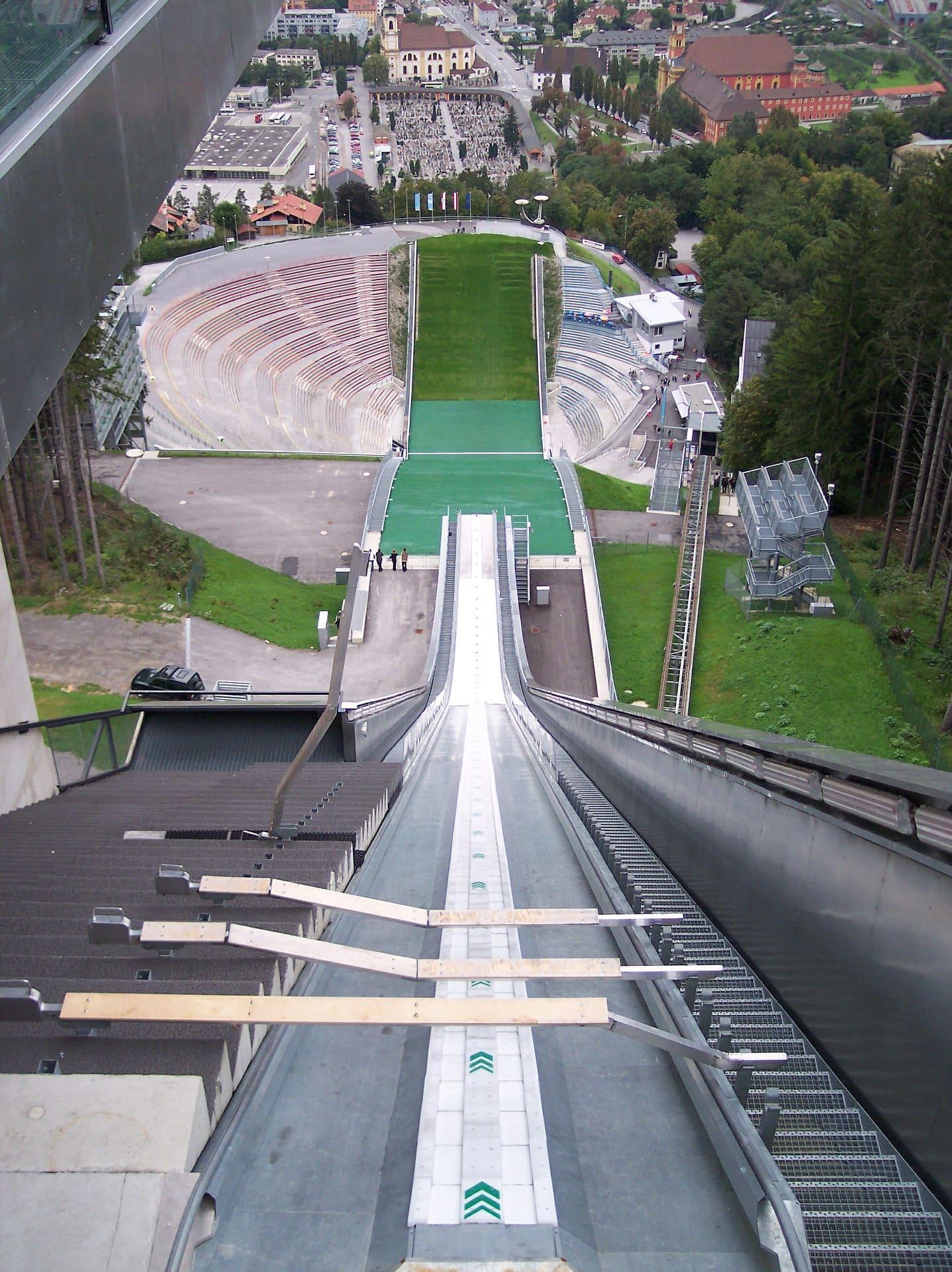 Trampolino Bergisel Innsbruck